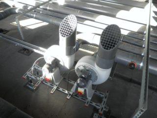 moteur de ventilation