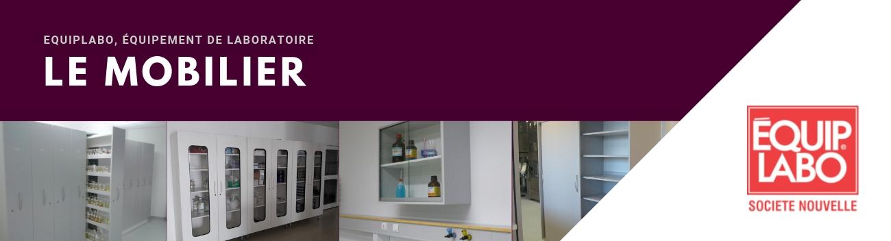 meuble de laboratoire